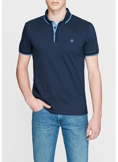 Mavi Erkek  Polo Tişört 062373-28417 Mavi